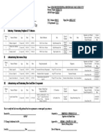 3-3-1 Form With Sample Data