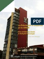 La Educación a Distancia en la UNAM