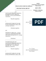 Integris Health v. Chartis Claims, 10th Cir. (2014)