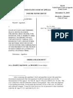 Hackford v. State of Utah, 10th Cir. (2015)