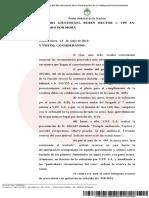 La Cámara ordenó a YPF entregar la documentación del acuerdo con Chevron