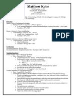 resume 7-14-2016