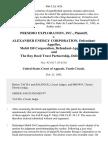 Presidio Exploration, Inc. v. Alexander Energy Corporation, Mobil Oil Corporation, and the Roy Reed Trust Partnership, 986 F.2d 1428, 10th Cir. (1993)