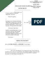 Whitney v. Div. of Juvenile Justice Svcs., 10th Cir. (2012)