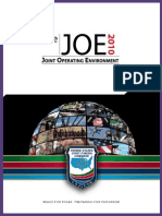 United States Joint Force Command - The Joint Operating Environment 2010