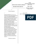Grissom v. Werholtz, 10th Cir. (2013)