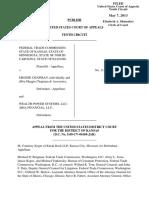 FTC v. Chapman, 10th Cir. (2013)