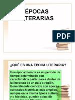 Clase Sobre Géneros Literarios