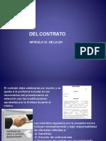 4 Clase Contrato