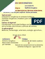 Bioinorgánica