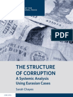 The Structure of Corruption