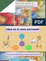 Utiles de Aseo e Higiene Personal Pptx