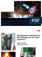 switchgear+presentation_arc_AFLR standards