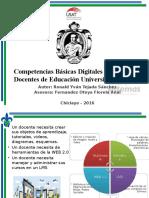 318249760 Competencias Basicas Digitales en La Universidad Una Experiencia Desde La Practica Docente