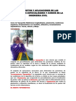8. Conceptos y Aplicaciones de Las Prioncipales Especialidf