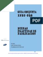 Traduccion Guia Ipec Gmp Final Sep 11