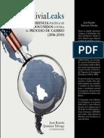 BoliviaLeaks Injerencia política de los EEUU