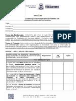 Check List - Termo de Colaboração e Termo de Fomento - 21-06-2016
