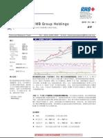Mandarin Version - CIMB Group Holdings Berhad