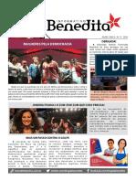 Informativo Benedita Julho/2016.