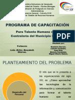 Presentación Propuesta Programa Capacitación - Febrero2015