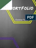 P 9 Christine Taylor