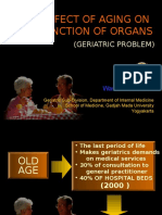 EFFECT OF AGING