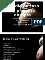 estudio de caso maternidad