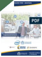 IoT Internet de Las Cosas - Intel