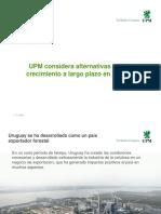 Presentación Pública - Conferencia de Prensa UPM