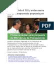 03.05.16 Cede El PRI y Avalan Nueva Ley de Transparencia Propuesta Por RMV