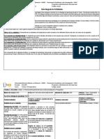 Guia Integrada de Actividades Academicas 2016-2