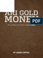 Ari Gold Money