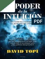El Poder de La Intuición El Mecanismo de La Sincronicidad Una Respuesta Del Universo Enigma Arcopress Spanish Edition_nodrm