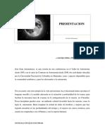 Guía Astronómica Presentacion - Gonzalo Duque Escobar