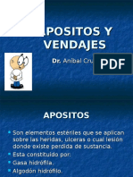 13 - APOSITOS Y VENDAJES