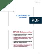 Diabetes mellitus pd Anak.pdf