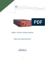 Pd 200 Manual