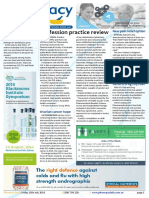 Pharmacy Daily for Fri 15 Jul 2016 - Profession practice review, BMI mortality correlation, New pain relief option, Events Calendar and much more