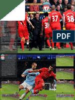 El Analisis Depablo Petrenas Mecanismos Defensivos Del 1 4 4 2 en Rombo Del Liverpool Fc