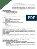 dialisis perotoneal
