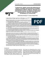 Informe sobre chapulines mexicanos y otros insectos de la familia orthoptera