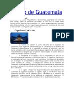 Los Poderes Del Estado de Guatemala Pablo