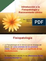 Tema 1.Introduccion Fisiopatologia y Razonamiento Clinico