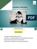 ENFERMEDAD infecciosas