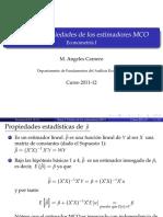 Torema de Gauss Markov