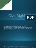 civil rights bill 1964