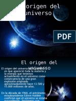 El origen del universo.ppt