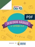 Derechos Basicos de Aprendizaje Leguaje y Matematicas