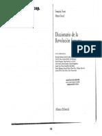 F. Furet-M. Ozouf, Diccionario crítico de la Revolución Francesa - entrada